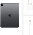 Планшет Apple 12.9-inch iPad Pro (2020) WiFi + Cellular 512GB - Space Grey (rep. MTJD2RU/ A) (MXF72RU/A)