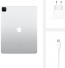 Планшет Apple 12.9-inch iPad Pro (2020) WiFi + Cellular 128GB - Silver (rep. MTHP2RU/ A) (MY3D2RU/A)