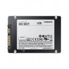 "Твердотельный накопитель Samsung Enterprise SSD, 2.5""(SFF), 883DCT, 1920GB, MLC, SATA 3.3 6Gbps, R550/ W520Mb/ s, IOPS(R .... (MZ-7LH1T9NE)"