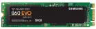Твердотельный накопитель SSD M.2 2280 (SATA) 500 Gb Samsung 860 EVO (R550/W520MB/s) (MZ-N6E500BW) (MZ-N6E500BW)