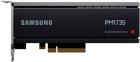Твердотельный накопитель Samsung Enterprise SSD, HHHL, PM1735, 6400GB, NVMe, PCIe Gen4, R8000/ W3800Mb/ s, IOPS(R4K) 150 .... (MZPLJ6T4HALA-00007)