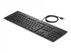Клавиатура HP USB Business Slim Keyboard (в уп. 12 шт) (N3R87A6#ACB)