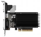 Видеокарта PALIT PA-GT710-2GD3H / / NEAT7100HD46-2080H / / nVidia GeForce GT 710 2048Mb 64bit DDR3 954/ 1600 DVIx1/ HDMIx1/ C .... (NEAT7100HD46-2080H)