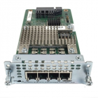 NIM-4BRI-NT/ TE= Модуль 4-port Network Interface Module - BRI (NT and TE) (NIM-4BRI-NT/ TE=)