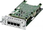 NIM-4FXSP= Модуль интерфейсный сетевой 4-Port Network Interface Module - FXS, FXS-E and DID (NIM-4FXSP=)