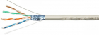 NEOMAX [NM20611] Кабель FTP cat.6, 4 пары, (305м) 0.57 мм LSZH Медь (NM20611)