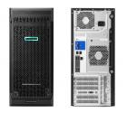 ML110 Gen10, 1x 3206R Xeon-B 8C 1.9GHz, 1x16GB-R DDR4, S100i/ ZM (RAID 0, 1, 5, 10) noHDD (4 LFF 3.5'' HP) 1x550W NHP No .... (P21439-421)