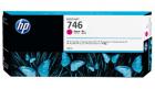 Картридж HP 746 300-ml Magenta Ink Cartridge для HP DesignJet Z6/ Z9+ series, пурпурный (P2V78A)