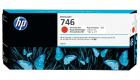 Картридж HP 746 300-ml Chromatic Red Cartridge для HP DesignJet Z6/ Z9+ series, хроматический красный (P2V81A)