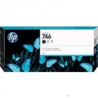 Картридж HP 746 300-ml Photo Black Cartridge для HP DesignJet Z6/ Z9+ series, черный фото (P2V82A)