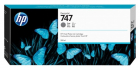 Картридж HP 747 300-ml Chromatic Gray Cartridge для HP DesignJet Z9+, серый (P2V86A)