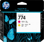 "Печатающая головка HP 774 Magenta/ Yellow Printhead для HP DesignJet Z6810 series/ Z6610 60"" (P2V99A) (P2V99A)"