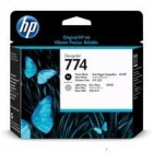 "Печатающая головка HP 774 Photo Black/ Light Gray Printhead для HP DesignJet Z6810 series/ Z6610 60"" (P2W00A)"