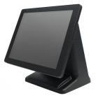 "Сенсорный моноблок POS Touch System PB77, D36, P-CAP, 2GB RAM, 64 GB SSD, add. 10"" P-CAP second monitor, 5XUSB, VGA, CDR .... (PB77-D36)"