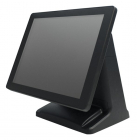 "Сенсорный моноблок POS Touch System PB77, D36, P-CAP, 2GB RAM, 64 GB SSD, add. 10"" P-CAP second monitor, 5XUSB, VGA, CDR .... (PB77-D36)"