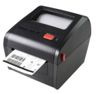Принтер этикеток Honeywell DT PC42D, 8ips, Black, USB + Serial + Ethernet, 203dpi, EU Power cord (PC42DHE033018) (PC42DHE033018)
