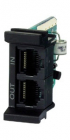 REPLACEABLE, RACKMOUNT, 1U, T1/ CSU/ DSU/ ISDN, SURGE PROTECTION MODULE (PDIGTR)