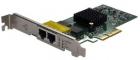 Сетевая карта Silicom PE2G2I35 Dual Port Copper Gigabit Ethernet PCI Express Server Adapter X4, Based on Intel i350AM2, .... (PE2G2I35)