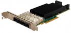 Сетевая карта Silicom PE325G4I71L-XR Quad Port SFP28 25 Gigabit Ethernet PCI Express Server Adapter X8 Gen3 , Low Profil .... (PE325G4I71L-XR)