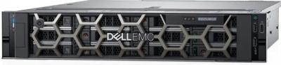 Сервер DELL PowerEdge R540 2U/ 12LFF/ 1x4208/ 1x16GB RDIMM/ H330+ LP/ 1x4TB 7.2K SATA/ 2xGE/ 2x750w / 1xFH, 3xLP/ iDRAC9 .... (PER540RU1-07)