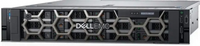 Сервер DELL PowerEdge R540 2U/ 12+2LFF/ 1x4210R/ 1x16GB RDIMM/ H740p 8gb LP/ 2x4TB 7.2K SATA/ 2xGE/ 2x750w / 1xFH, 3xLP/ .... (PER540RU1-08)