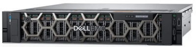 Сервер DELL PowerEdge R740xd 2U/ 12LFF/ 2x4210R/ 2x16 RDIMM 3200/ 730P 2GB LP/ 1x4Tb SATA 7, 2k/ 4xGE/ 2x750w / RC5/ 6 s .... (PER740XDRU4-01)