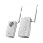 Сетевой адаптер ASUS PL-AC56 KIT // адаптер сети через розетку, до 1200Mbps Wi-Fi Powerline Extender, 802.11ac, GBT LAN  .... (PL-AC56 KIT)