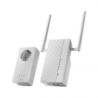 Сетевой адаптер ASUS PL-AC56 KIT / / адаптер сети через розетку, до 1200Mbps Wi-Fi Powerline Extender, 802.11ac, GBT LAN .... (PL-AC56 KIT)