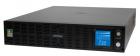 Источник бесперебойного питания UPS CyberPower PLT3000ELCDRT2U Line-Interactive 3000VA/ 2700W USB/ RS-232/ EPO/ SNMPslot .... (PLT3000ELCDRT2U)
