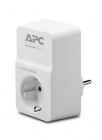 Сетевой фильтр APC Essential SurgeArrest 1 outlet 230V Russia. (PM1W-RS) (PM1W-RS)