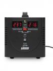 Стабилизатор POWERMAN AVS 500D, черный, ступенчатый регулятор, цифровые индикаторы уровней напряжения, 500ВА, 140-260В, .... (POWERMAN AVS 500D Black)