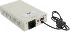 Стабилизатор POWERMAN AVS 500S, ступенчатый регулятор, цифровые индикаторы уровней напряжения, 500ВА, 140-260В, максимал .... (POWERMAN AVS-500S)