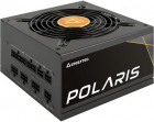 Chieftec Polaris 550W, ATX 12V 2.3 PSU, W/ 12cm Fan, 80 plus Gold, full cable management, PPS-550FC Box (PPS-550FC)