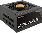 Chieftec Polaris 550W, ATX 12V 2.3 PSU, W/ 12cm Fan, 80 plus Gold, full cable management, PPS-550FC Box (PPS-550FC)