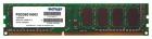 Оператвная память Patriot DDR3 8GB 1600MHz UDIMM (PC3-12800) CL11 1, 5V (Retail) 512*8 (PSD38G16002)