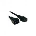 Hyperline PWC-IEC19-IEC20-1.8-BK Кабель питания IEC 320 C19 - IEC 320 C20 (3x1.5), 16A, прямая вилка, 1.8 м (PWC-IEC19-IEC20-1.8-BK)