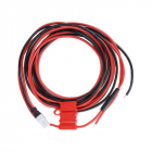 Кабель электропитания для автомобильных / базовых р/ ст Hytera с выходной мощностью не более 45 Вт., 5 м. (PWC12)