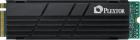 Твердотельный накопитель Plextor SSD M9P Plus 256Gb M.2 2280, R3400/ W1700 Mb/ s, IOPS 300K/ 300K, MTBF 2.5M, TLC, 160TB .... (PX-256M9PG+)
