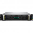 Дисковый массив HPE MSA 2050 SAS SFF Modular Smart Array System ( 2xSAS Controller, 2xRPS, 8xSFF8644 (miniSASHD) host po .... (Q1J29B)