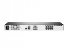 Переключатель клавиатуры, мыши, монитора HPE 1x1x8 G4 KVM IP Console Switch (Q1P54A) (Q1P54A)