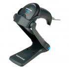 Сканер datalogic QuickScan Lite QW2420 2D Imager, Black, USB Interface w/ USB Cable (90A052065) and Stand (STD-QW20-BK) .... (QW2420-BKK1S)