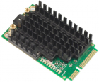 Карта MikroTik 802.11b/ g/ n High Power miniPCI-e card with MMCX connectors (R11E-2HPND)