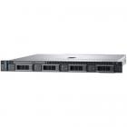 Сервер DELL PowerEdge R240 1U/ 4LFF/ E-2224 (3.4GHz, 4C/ 4T)/ 1x16GB UDIMM/ H330/ 1x4TB SATA / 2xGE/ 250W/ Bezzel/ iDRAC .... (R240-AQQE-01)