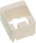 Элемент блокировки для системы безопасности R&M- замок порта панели HD, белый (R512758)