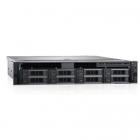 Сервер DELL PowerEdge R540 2U/ 8LFF/ 1x3204 (6-Core, 1.92 GHz, 85W)/ 1x16GB RDIMM/ H330+ LP/ 1 x 1TB 7.2K SATA/ 2xGE/ 1x .... (R540-2069)