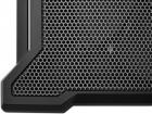 """Подставка для ноутбука Cooler Master Laptop Cooling NotePal X-SLIM II Black (17"""", 1x(200x200), aluminum surface, 1xUSB) (R9-NBC-XS2K-GP)"""
