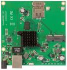 Маршрутизатор MikroTik RouterBOARD M11G with Dual Core 880MHz CPU, 256MB RAM, 1x Gbit LAN, 1x miniPCI-e, RouterOS L4 (RBM11G)