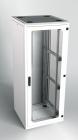 19'' кроссовый напольный шкаф, высота 42U, ширина 800 мм, глубина 800 мм, серый (RDF-42-80/ 80-B)