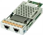 Интерфейсная плата EonStor / EonStor DS / EonNAS 3000-1/EonNAS 1000-1 host board with 2 x 10Gb iSCSI (RJ-45) ports (RER10G0HIO2-0010)