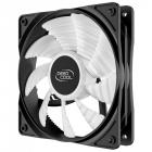 Вентилятор DEEPCOOL RF120R 120x120x25мм (96шт./ кор, LED Red подсветка, 1300об/ мин) Retail (RF120R)